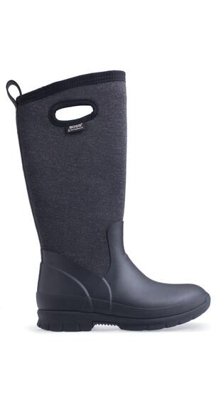 Bogs Crandall Tall Rain Boots Women Black Multi
